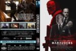 Marauders (2016) R0 CUSTOM Cover & Label