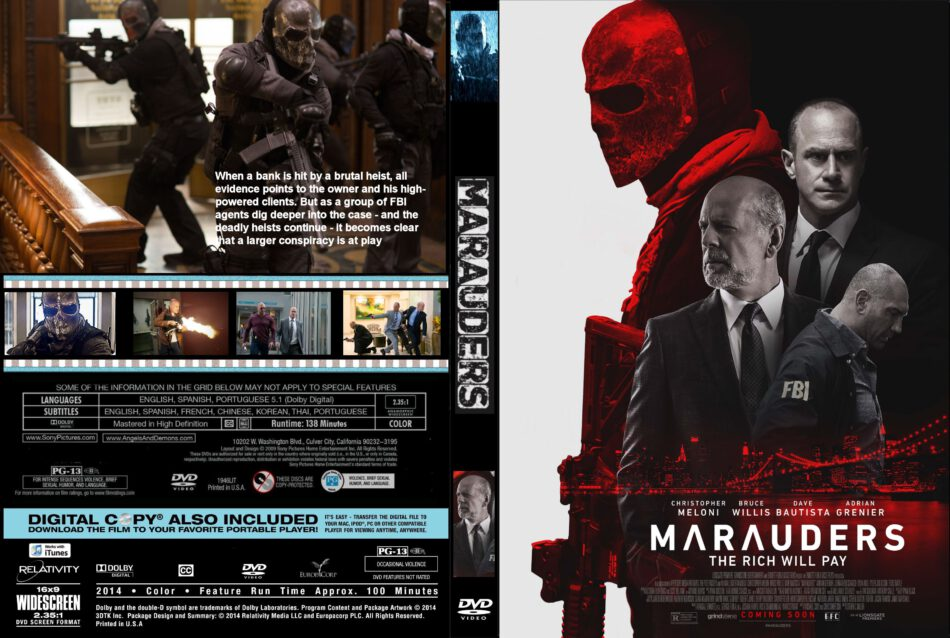 Marauders Film Deutsch