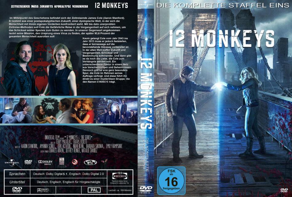 12 Monkeys Staffel 2