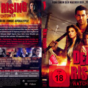 Dead Rising Watchtower (2015) R2 German Blu-Ray Cover & Label