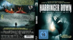 Harbinger Down (2015) R2 German Custom Blu-Ray Cover & label