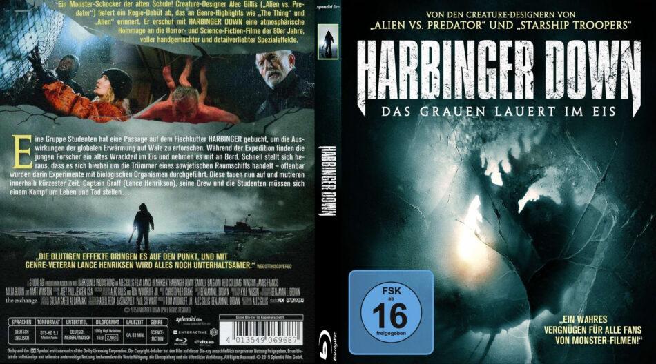 harbinger down stream deutsch