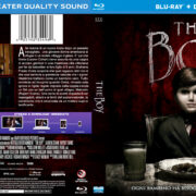 The Boy (2016) R2 Italian Blu-Ray Cover