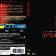 Annabelle (2015) R2 Italian Blu-Ray Cover