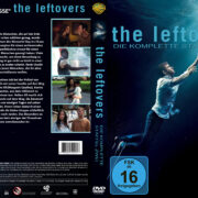 The Leftlovers Staffel 2 (2016) R2 German Custom Cover & labels