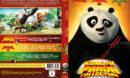 Kung Fu Panda Triologie (2016) R2 German Custom Cover & labels