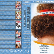 Will Ferrell Collection (2003-2015) R1 Custom Blu-Ray Cover