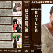 Gerard Butler Collection (2004-2012) R1 Custom Covers