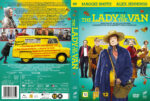 The Lady In The Van (2015) R2 DVD Nordic Cover