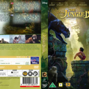 The Jungle Book (2016) R2 DVD Swedish Cover