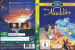 Aladdin (1992) R2 German Cover & label