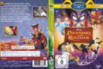 Aladdin 2 Dschafars Rückkehr (1994) R2 German Cover & label