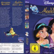 Aladdin Trilogie (1992-1996) R2 German Cover & Labels