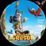 Robinson Crusoe (2016) R2 German Custom Labels