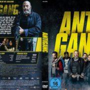 Antigang (2015) R2 German Custom Cover & Label