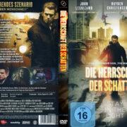 Die Herrschaft der Schatten (2010) R2 German Custom Cover & label