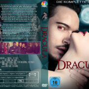 Dracula Staffel 1 (2014) R2 German Custom Cover & labels