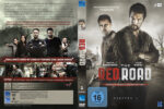 The Red Road Staffel 1 (2014) R2 German Custom Cover & labels