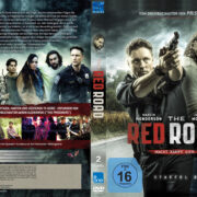 The Red Road Staffel 2 (2015) R2 German Custom Cover & labels