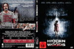 Hidden in the Woods (2012) R2 German Custom Cover & label