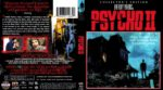 Psycho 2 (1983) R1 Blu-Ray Cover & Label
