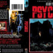 Psycho 2 (1983) R1 Blu-Ray Cover & Label