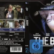 The Body (2012) R2 German Blu-Ray Cover & Label