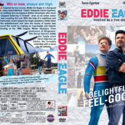 Eddie the Eagle (2016) R1 Custom Cover & label