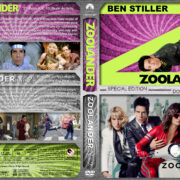 Zoolander Double Feature (2001-2016) R1 Custom Cover