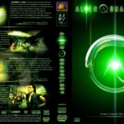 Alien 1-4 Quadrilogy (2013) R2 German Custom Cover & labels