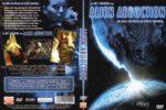 Alien Abduction (2014) R2 German Cover & label