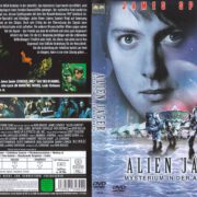 Alien Hunter Mysterium in der Antarktis (2003) R2 German Cover & label