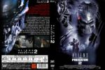 Alien vs Predator 2 (2007) R2 German Custom Cover & label
