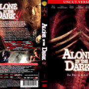 Alone in the Dark 2 Das Böse ist zurück (2010) R2 German Cover & label