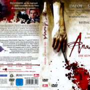 Anamorph – Die Kunst zu töten (2007) R2 German Cover & label