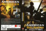 American Soldiers (2005) R2 German Cover & label