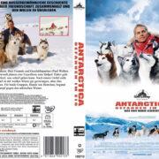 Antarctica Gefangen im Eis (2005) R2 German Cover & label
