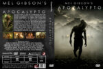 Apocalypto (2006) R2 German Custom Cover & Label