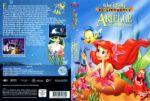 Arielle die Meerjungfrau (1989) R2 German Cover & Label