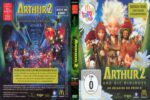 Arthur und die Minimoys 2 (2009) R2 German Custom Cover & Label