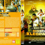 Asterix und Obelix Mission Kleopatra (2002) R2 German Cover & Label