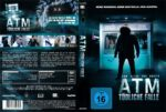 ATM Tödliche Falle (2012) R2 German Custom Cover & Label