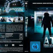 ATM Tödliche Falle (2012) R2 German Custom Cover & Label