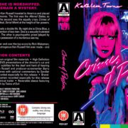 Crimes Of Passion (1984) R2 Blu-Ray Cover & Label