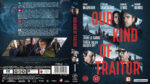 Our Kind Of Traitor (2016) R2 Blu-Ray Nordic Cover