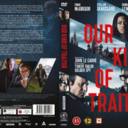 Our Kind Of Traitor (2016) R2 DVD Nordic Cover