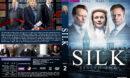 Silk - Season 2 (2012) R1 Custom Cover & labels
