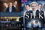 Silk – Season 3 (2014) R1 Custom Cover & labels