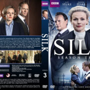 Silk – Season 3 (2014) R1 Custom Cover & labels