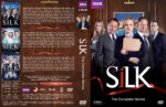 Silk – The Complete Series (2014) R1 Custom Covers